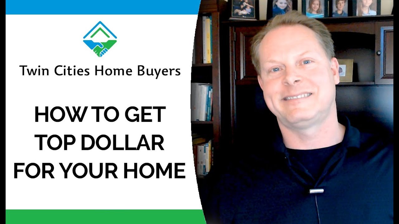 3 Tips to Help You Get Top Dollar on Your Home Sale