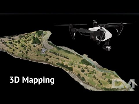 3D Mapping with a drone - DroneMate