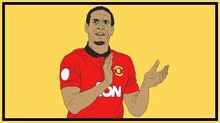 A Brief History of Rio Ferdinand