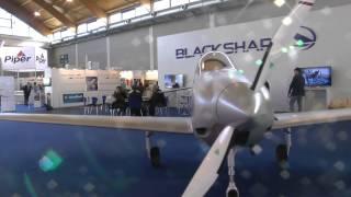 Blackshape Prime auf der AERO 2014 FN