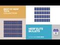 default - Nerf N-Strike Elite Dart , 200pcs 7.2cm Refill Darts for Nerf N-strike Elite Series Blasters Toy gun