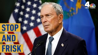 Full Speech: Bloomberg Apologizes for 'Stop and Frisk' Police Practice | NBC New York