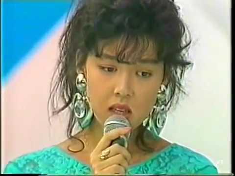 일본인가수 Shinobu horie (堀江しのぶ) - Orugohru ga Kikoenai 1985