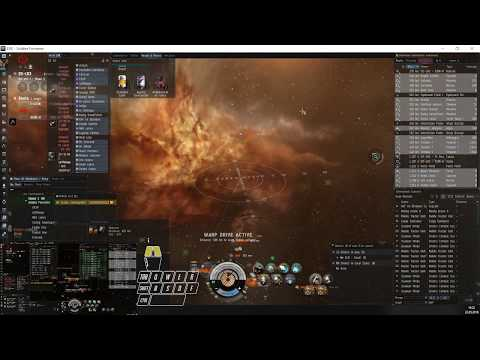 [EVE Online] A Day of Hydra Small Gang PvP