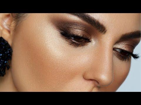 Zendaya Oscars Brown Smokey Eye Makeup Tutorial | Mostly Affordable | 2018 thumbnail