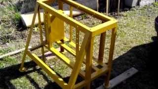 видео Вал для циркулярки своими руками: процесс изготовления