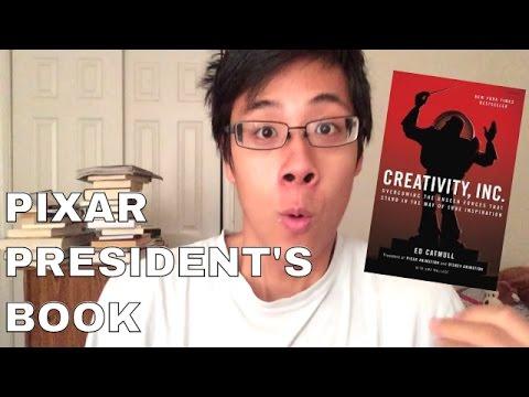 HOW TO BE MORE CREATIVE| CREATIVITY INC BOOK SUMMARY
