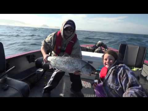 Willamette Valley Outfitters - Winchester Bay Fall Chinook