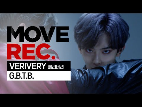 [4K] 🗡 칼군무의 정석이란 이런 것 🗡 VERIVERY(베리베리) - G.B.T.B. | Performance video | MOVE REC.ㅣ딩고뮤직ㅣDingo Music