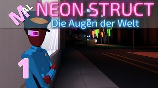 Neon Struct Let