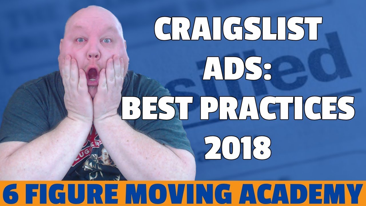 How And When To Post Craigslist Ads 2018