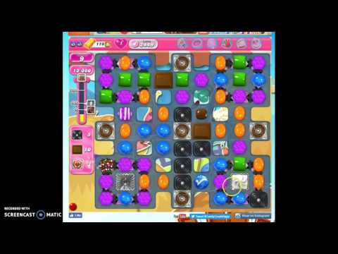 Candy Crush Level 2449 help w/audio tips, hints, tricks