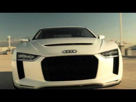 2010 Audi Quattro Concept Youtube