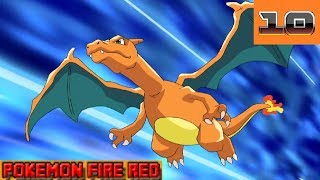 DOUBLE BATTLE LUGIA!! | Pokemon Fire Red Randomizer Nuzlocke Ep. 10 (w/ Scizeilite)