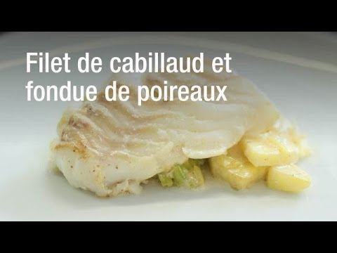 Pav de cabillaud en habit de pomme de terre par chanta - Comment cuisiner le filet de cabillaud ...