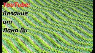 Вязание спицами: как вязать топ/кофточку - 3 МК. Летние топы/кофточки спицами