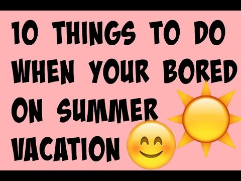 when does summer break
