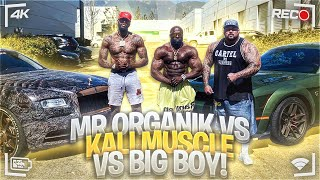 YOUTUBER BOXING MATCH?? @Kali Muscle  @Big Boy