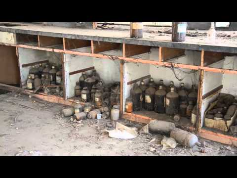Union Carbide Bhopal Factory 2011 - Short Virtual Tour