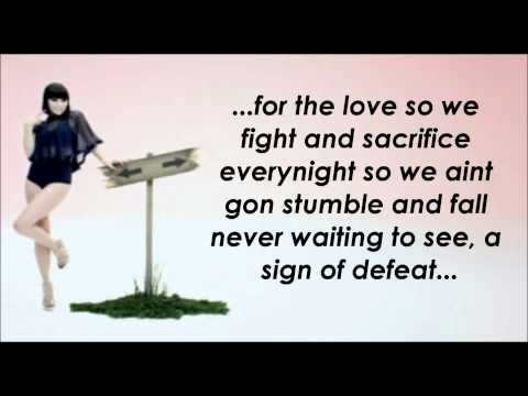 Price Tag - Jessie J ft. B.O.B w/Lyrics
