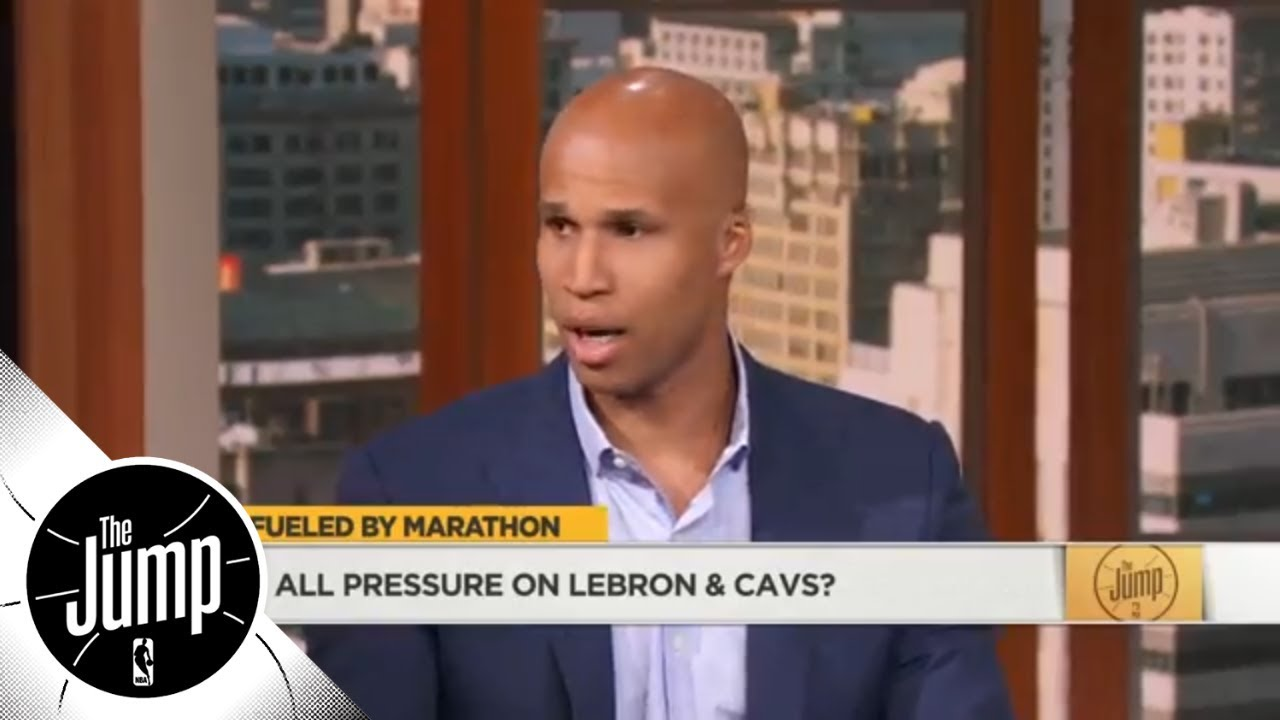 richard jefferson: the celtics are better than you think | the jump