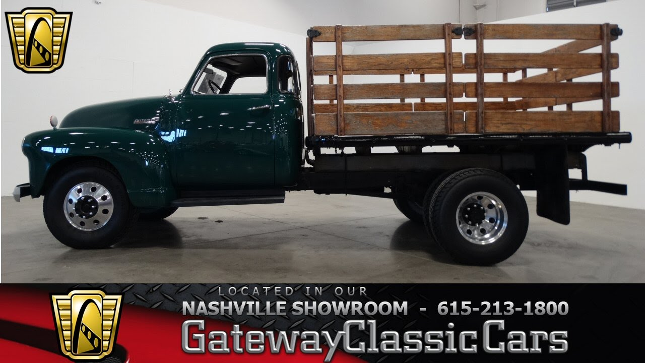 1948 Chevrolet 3800 Stakebed - Gateway Classic Cars of ...