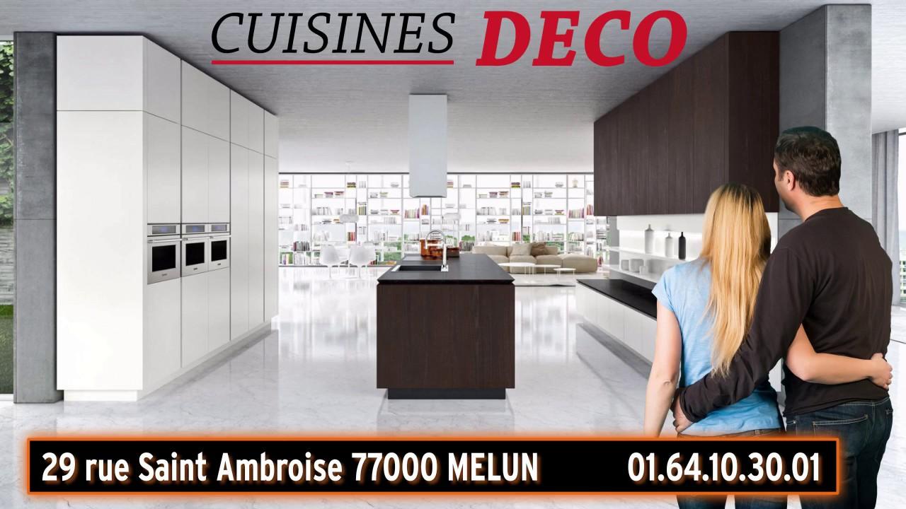 Cuisine Déco Melun - YouTube