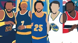 5 OVERRATED Players in the NBA (2016-2017 Season)