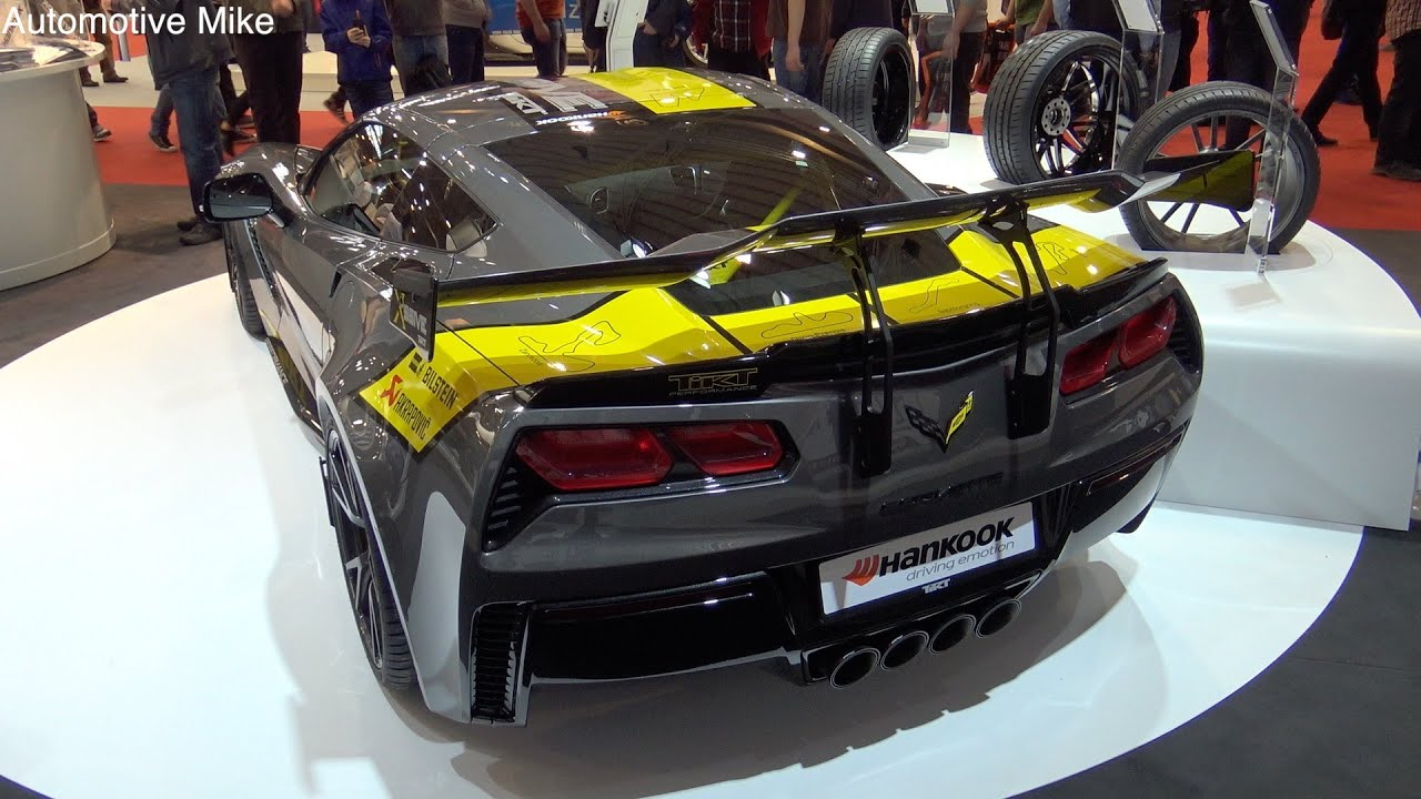 tikt performance corvette c7 z06 x3ssive essen motorshow. Black Bedroom Furniture Sets. Home Design Ideas