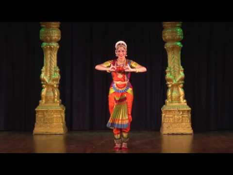Bharatanatyam Rangapravesham of Ankitha |  Part 1 | June 25th 2017 | Bangalore