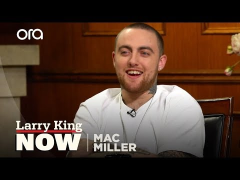 Mac Miller Wants To Meet With Trump ? Will He Vote For Him? | Larry King Now | Ora.TV