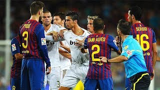 The Dirty Side Of Cristiano Ronaldo ► SAVAGE Fights & Brawls