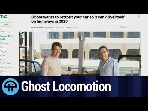 Ghost Wants to Retrofit Your Car to Be Autonomous