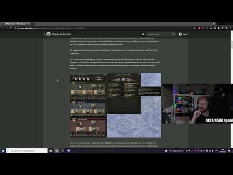 TommyKay Reacts to New HOI4 Dev Diary - Officer Corps #2  