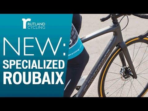 2b81b4f99ec First Look: New 2020 Specialized Roubaix | Rutland Cycling - YouTube