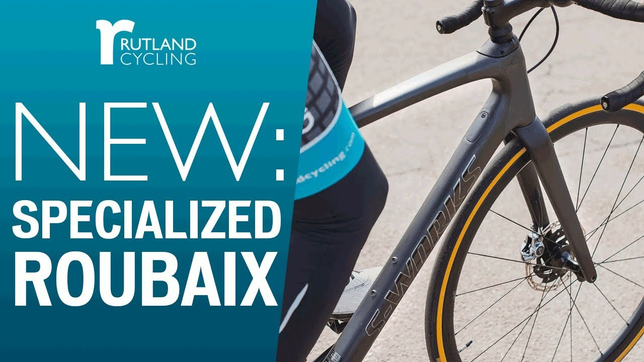 Specialized launch brand new Roubaix | Rutland Cycling