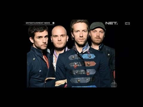 Entertainment News - Lagu Terbaru Coldplay Jadi No.1 Di ITunes