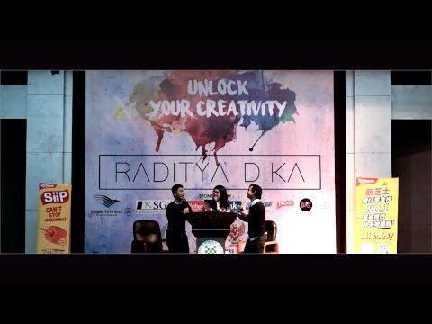 UNLOCK YOUR CREATIVITY with RADITYA DIKA - LIVE FROM BEIJING