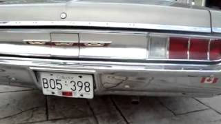 1965 Chrysler New Yorker 2 Dr