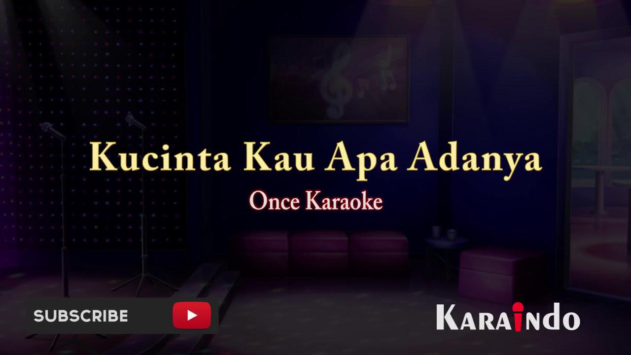 Aku Mau Once Karaoke