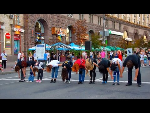 Dance Flashmob - Michael Jackson - Birthday Tribute 10