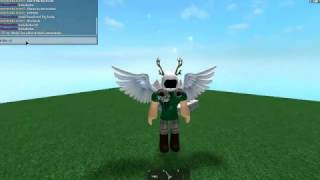 Custom Character Game made by Awesome stickmasterluke [Roblox]