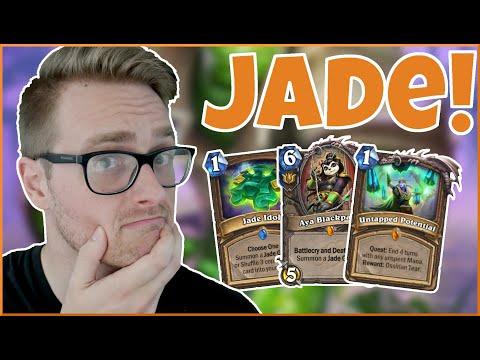 Hearthstone   So Much POTENTIAL!   Wild Quest Jade Druid   Saviors Of Uldum