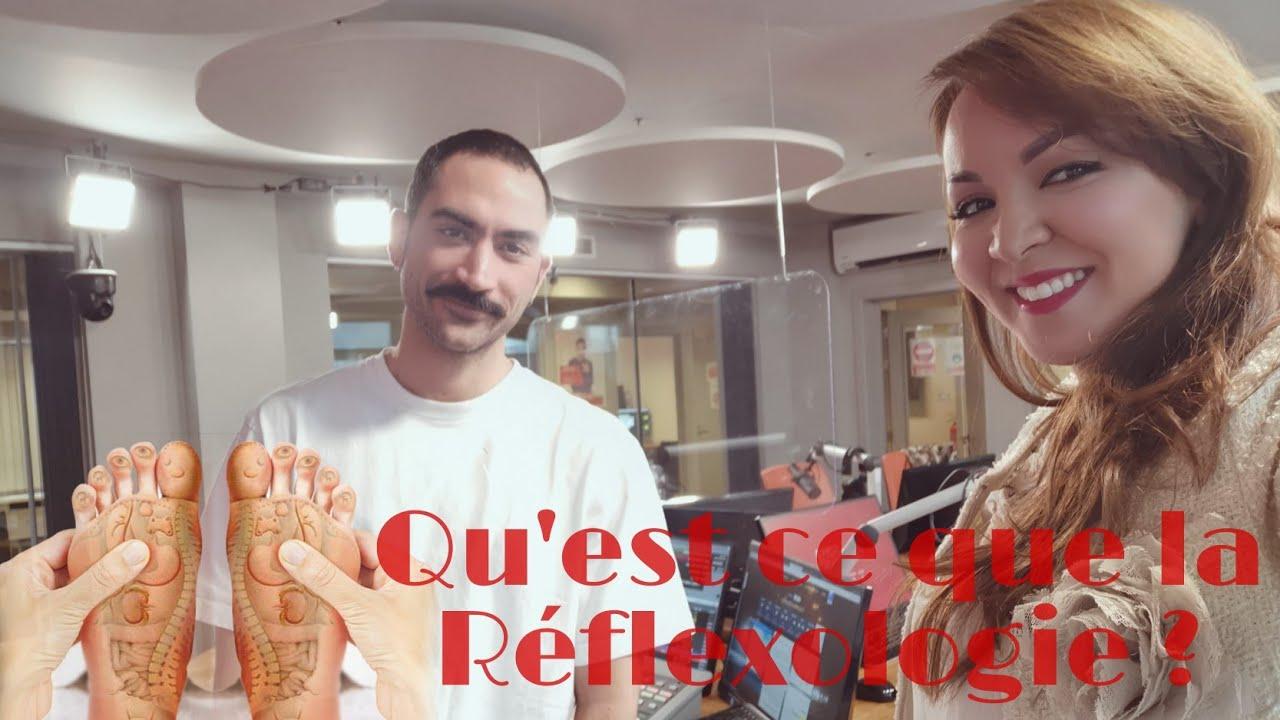 Les bienfaits de la Réflexologie, massage thérapeutique des pieds & mains - Rocco | ARABEL FM
