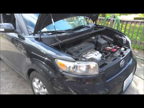 How to Replace AC Discharge Line on 2008 Scion XB
