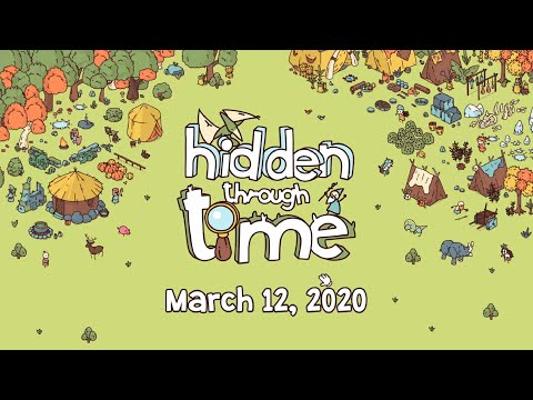 Hidden Through Time | Gameplay Trailer