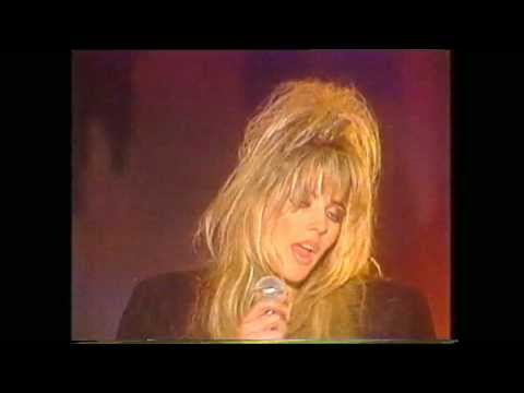 Mandy Smith - I Just cant Wait , Live 1988