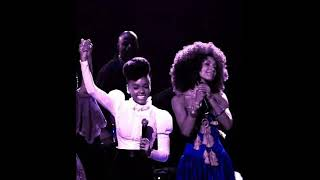 Janelle Monae ft. Esperanza Spalding- Dorothy Dandridge Eyes (Slowed and Reverb)