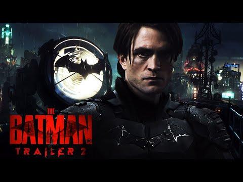 THE BATMAN – TRAILER #2 (2022) Exclusive Teaser PRO Version