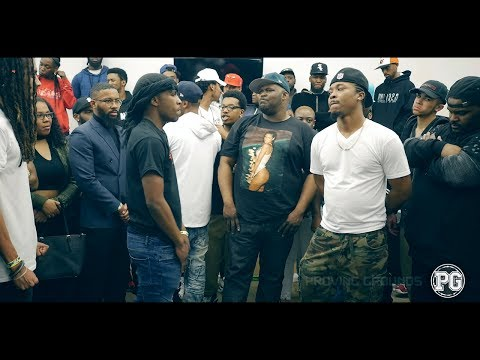 MACK MEL VS QUBAN SMACK/ URL RAP BATTLE